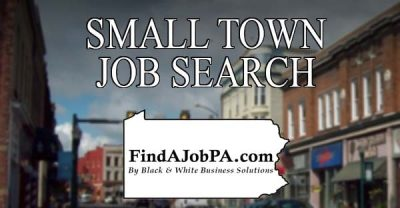Small Town Job Search