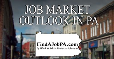 Job Market Outlook in PA