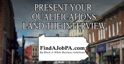 Job Qualification Presentation
