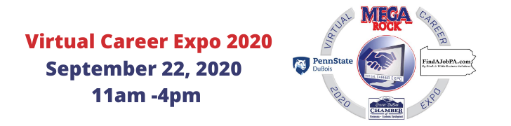 Click here to Register for Virtual Career Expo 2020